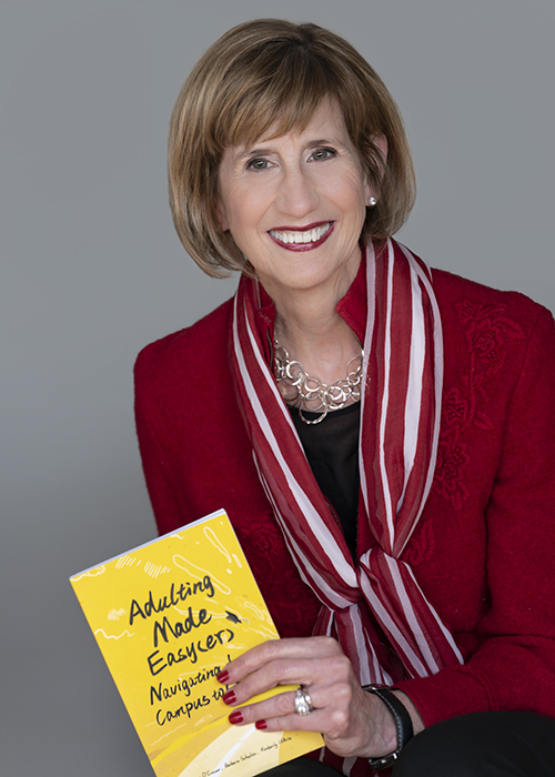 Barbara Schultz headshot author adulting made easy(er)